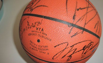 Michael Jordan signed basketball eBay