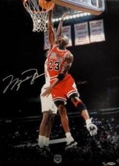 jordan Signed picture
