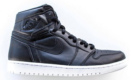 Michael Jordan shoes Black