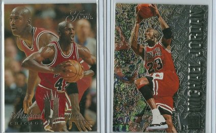 Michael Jordan Card that are Worth Money