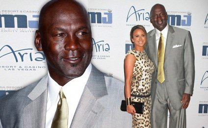 Michael Jordan first wife
