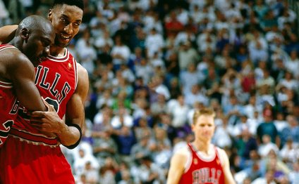 Michael Jordan sick game