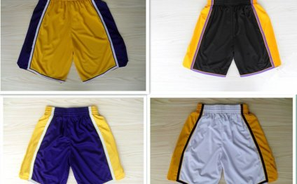 Michael Jordan basketball shorts