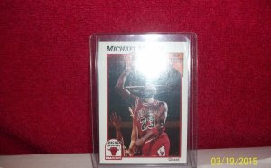 1991 NBA Hoops Michael Jordan