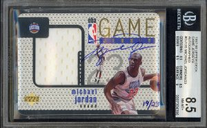 Michael Jordan basketball Card for Sale