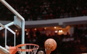 Michael Jordan Dunk Competition