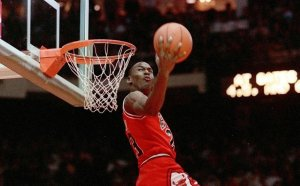 Michael Jordan high school basketball