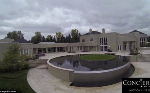 Michael Jordan house for sell