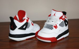 Michael Jordan Infant shoes
