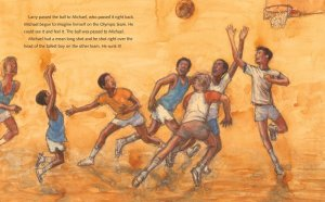 Michael Jordan Kids book