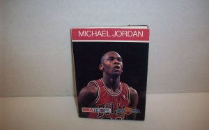 Michael Jordan NBA Hoops card