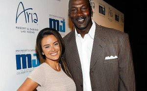 Michael Jordan old wife