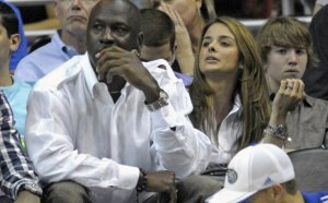 Michael Jordan wife and Kids