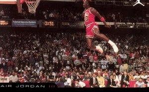 NBA basketball Michael Jordan