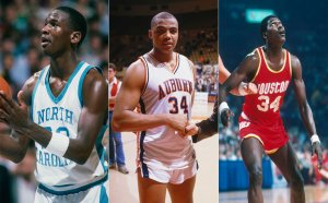 NBA Draft Michael Jordan