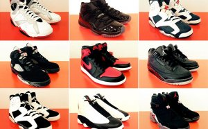 Retro Michael Jordan Sneakers