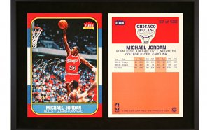 What are Michael Jordan Card worth?