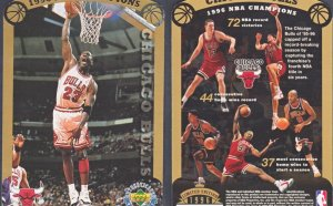 What is a Michael Jordan card worth?