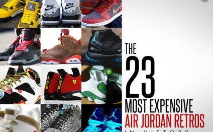 Most expensive Michael Jordan shoes