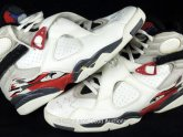 Game-Worn Michael Jordan shoes