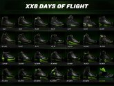 Green Michael Jordan shoes