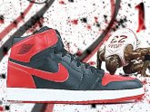 Images of Michael Jordan shoes