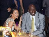 Michael Jordan and his New wife