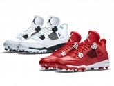 Michael Jordan baseball cleats