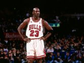 Michael Jordan basketball career