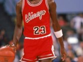 Michael Jordan draft number