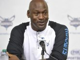 Michael Jordan fined for shoes