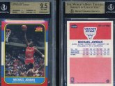Michael Jordan Fleer rookie