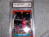 Michael Jordan Fleer rookie cards value