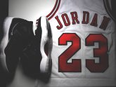 Michael Jordan NBA Finals jersey