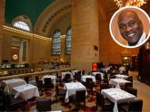 Michael Jordan restaurant NYC