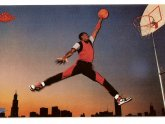 Michael Jordan rookie card value Topps