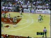 Michael Jordan Superman Dunk
