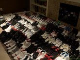 Michael Jordan Tennis shoes collection