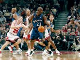 Michael Jordan Washington Wizards stats