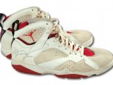 Michael Jordan worn shoes