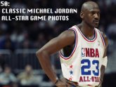 NBA All STAR Michael Jordan