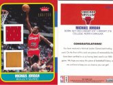 What are Michael Jordan basketball cards worth?