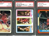 What is a Michael Jordan cards worth?