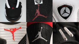 abc13070ca7522 Decoded  The 14thedition to your Air Jordan line had been filled with  obvious automotive determination. Hidden within the details