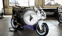 2012 Suzuki GSXR 1 - Team Michael Jordan Race23