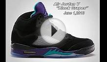2013 Air Jordan Release Dates - Updated May 6,2013