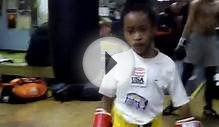 7yr.old Tiger Woods,Michael jordan to boxing
