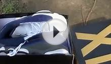 Air Jordan Retro 13 Blue Grey shoes