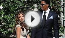 Baller Matrimony-dom: Celebrities Attend Michael Jordan