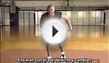 "Basketball Tutorial by Michael Jordan ""Crossover And Fade"
